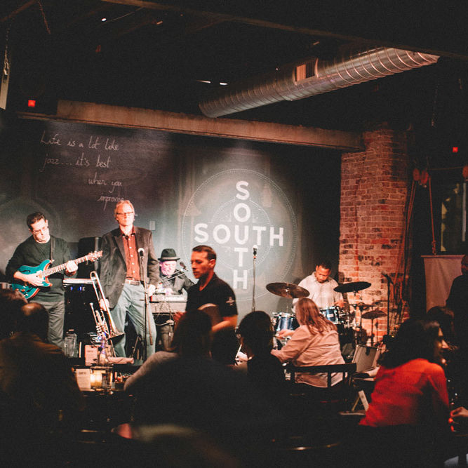 SOUTH Kitchen & Jazz Club